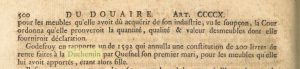Quesnel 1592